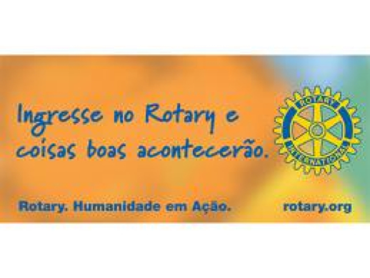 Ingresse no Rotary