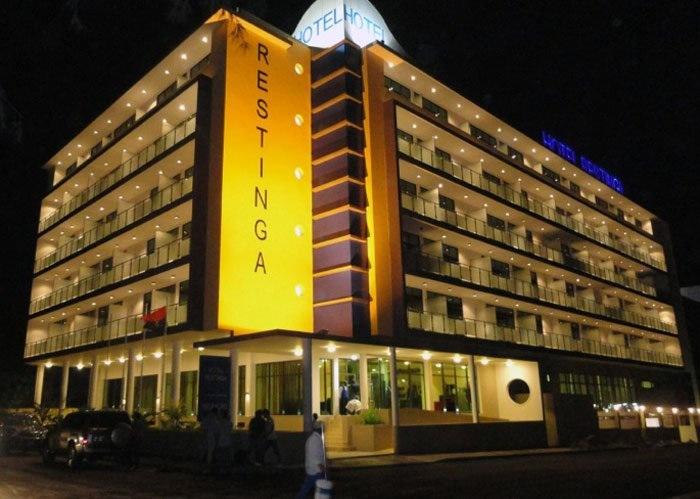 As nossa reuniões tem sido realizadas no Hotel Restinga