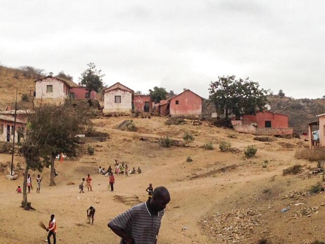 Projecto de Abastecimento de água a esta comunidade  do Biopio da Açucareira