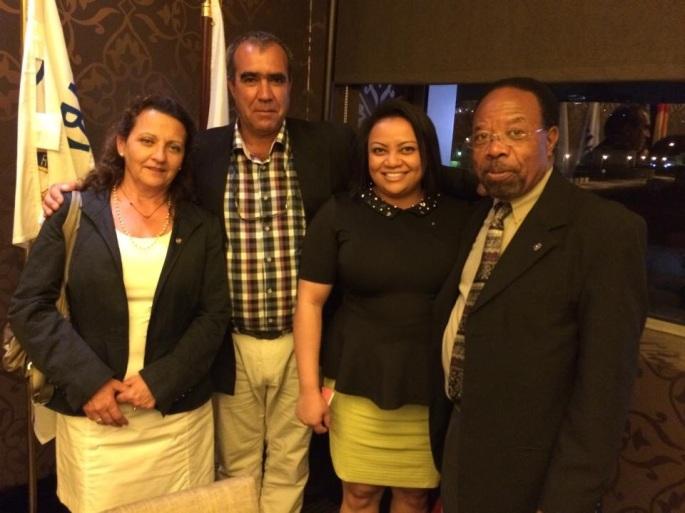 59º Aniversario do rotary club de Luanda