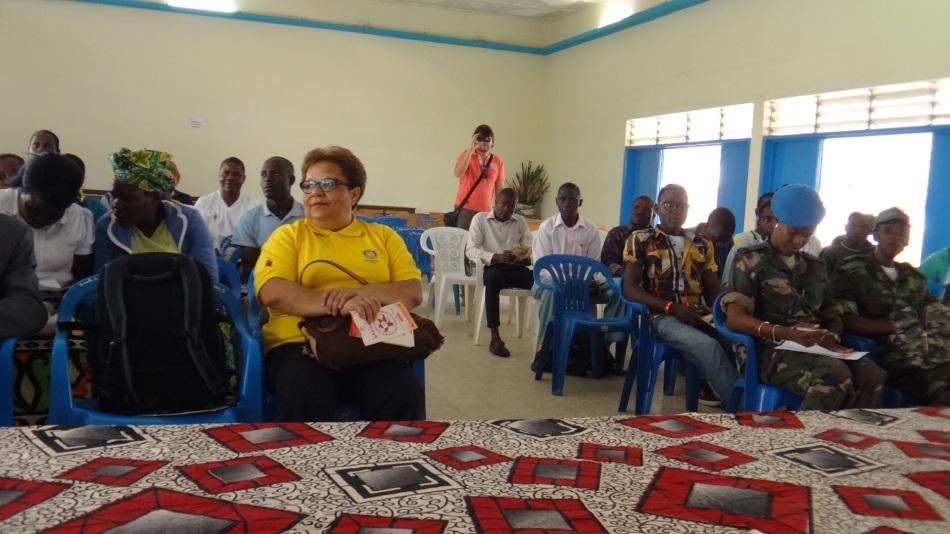 Reunião Campanha de vacinação - Sarampo e Polio