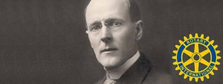 Paul Harris Fundador do Rotary Internacional